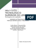 Metales Refractarios Y Preciosos(reporte).docx