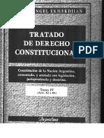 TRATADO DE DERECHO CONSTITUCIONAL - TOMO IV - MIGUEL ANGEL EKMEKDJIAN.pdf