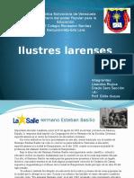 Ilustres Larenses Lisandro