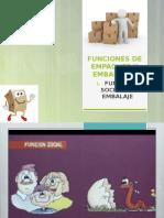 Funciones de Empaques y Embalajes