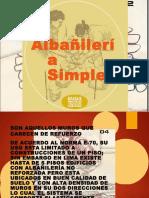 Albanileria-Simple 2.docx