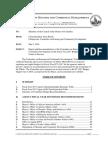 COHCD FY17 Draft Budget Report