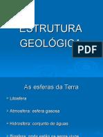 EVOLUÇÃO GEOLÓGICA DA TERRA 1ª série.ppt
