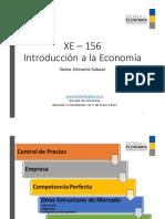 Tema 2 Estructuras de Mercado I 2016
