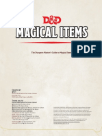 Items - Dungeon Master's Guide to Magical Items