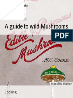 a Guide to Wild Mushrooms