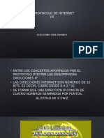 IP Protocolo de Internet