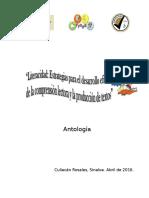 ANTOLOGIA LITERACIDAD 2