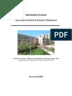 4-UA-ISYS-MScience-Handbook-2009