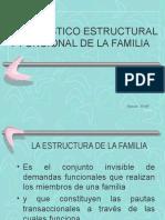 Diagnóstico de la estructura familiar
