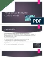 Respuesta Inmune Contra Virus
