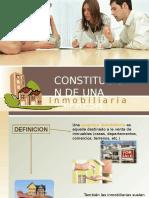 Constitucion de Una Empresa Original