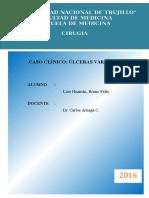 Caso Clinico - Cx Torax