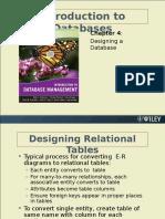Chapter 04 Database Learning Skills