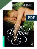 Patrick Süskind - El Perfume