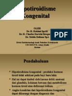 k.33 Hipotiroid