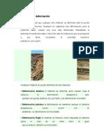 Geologia-pliegues y Fallas