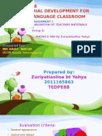 Presentation TSL648
