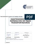 Mantenimiento y o Reparación de Fajas Transportadoras