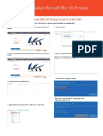 Actualizacion Office365 2013 Web