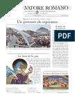 El Observador Romano 27 Marzo 2015