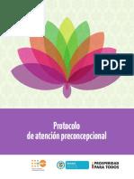 SM Protocolo Atención Preconcepcional