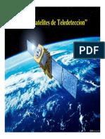 Teledetencion-Satelites Actuales. 1