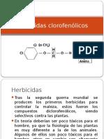 Herbicidas clorofenólicos
