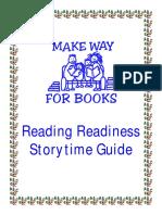 Reading Readiness 2011