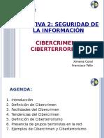Cibercrimen y Ciberterrorismo