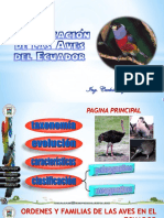 4 Taxonomia Aves 2015