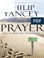 Prayer by Philip Yancey, Excerpt