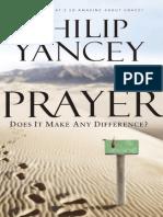 Prayer by Philip Yancey, Excerpt