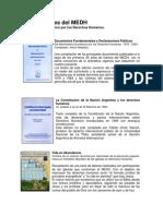 Publicaciones Del MEDH