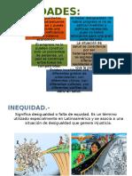 Presentación INEQUIDADES