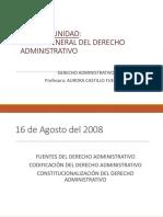 16 Ago Teoria General Del Derecho Administrativo