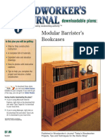 Wj001 Barristers Bookcase