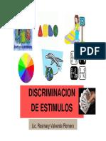 Discriminacion de Estimulos c Modo de Compatibilidad