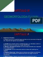 Capitulo 06 - Geomorfologia Fluvial
