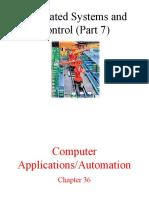 Sistema y Control Automatizado