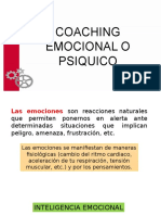 Coaching Emocional o Psiquico