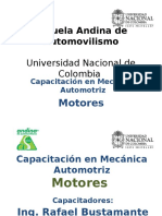 Escuela Andina de Automovilismo Presentación