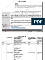 hpe 458 volleyball lesson plan 2 ct fall 2015