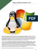 Ubunlog.com-Cómo Instalar y Configurar Samba en Ubuntu 1410