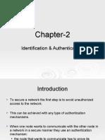 Authentication Mechanisms