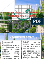 Environmental Resources Management (ERM)