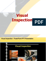 Visual InspectionNDT