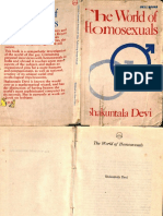 Shakuntala Devi-World of Homosexuals