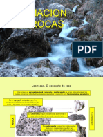 La Formacion de Las Rocas