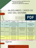 ADS II - 5. Modelo Casos de Uso
